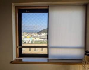 プラダン二重窓